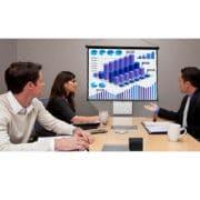 cube projector presentations